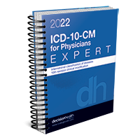 2022 ICD-10-CM Expert for Physicians
