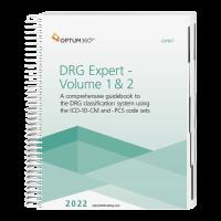 2022 DRG Expert (ICD-10-CM): 2 Volume Set